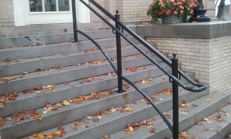 Custom Replacement Hand Rails